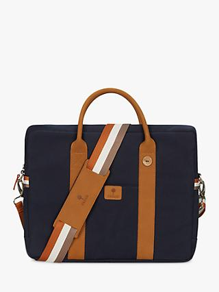 2494d18114 FAGUO Cotton Laptop Bag