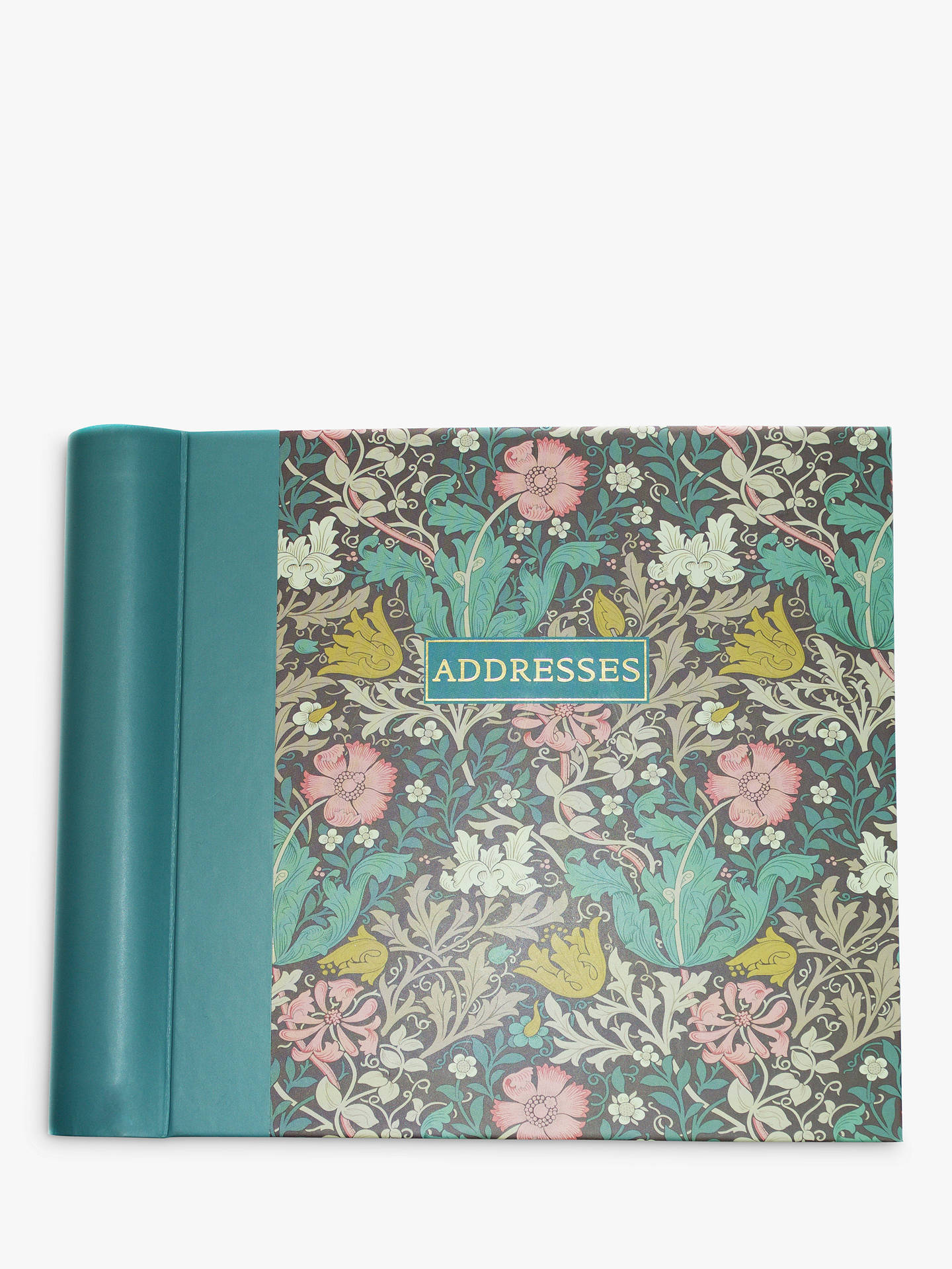 Morris & Co. Address Book by Morris & Co.