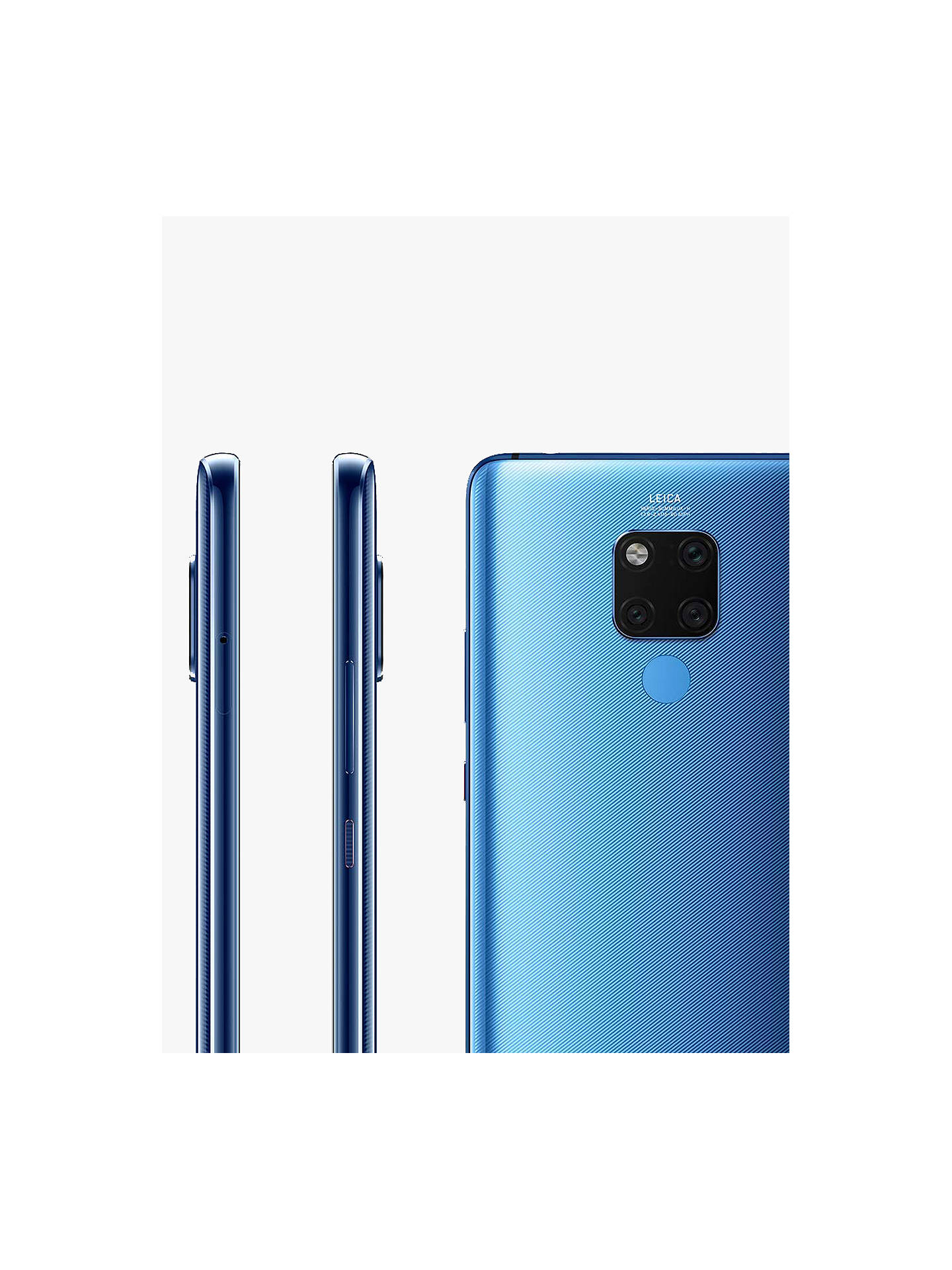 Huawei Mate 20 X Dual SIM Smartphone with M-Pen, Android, 7 2