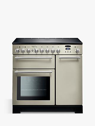 Rangemaster Longstock Deluxe 90 Induction Hob Range Cooker