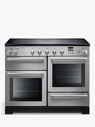 Rangemaster Longstock 110 Induction Hob Range Cooker