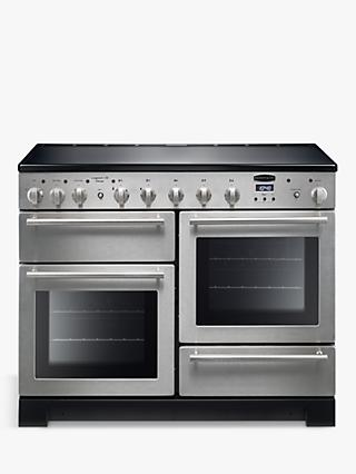 Rangemaster Longstock Deluxe 110 Induction Hob Range Cooker