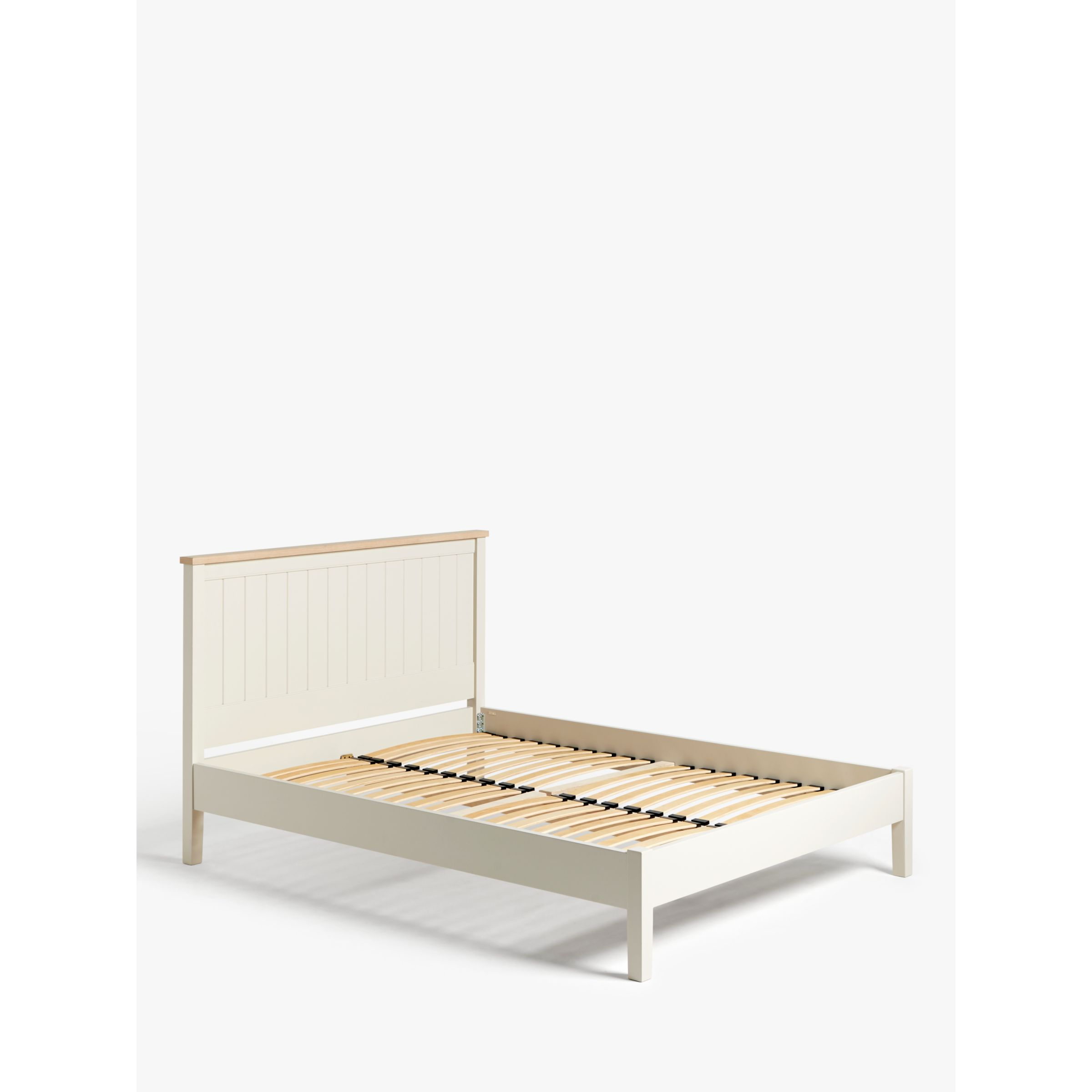 John Lewis & Partners St Ives Bed Frame, FSC-Certified (Oak, Birch, Oak Veneer, MDF), King Size