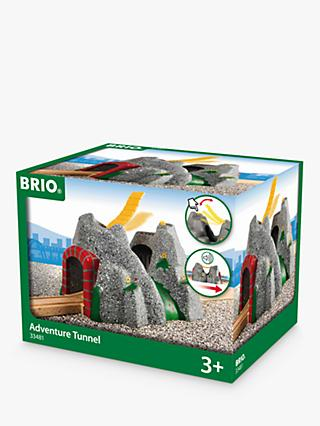 Brio Adventure Tunnel