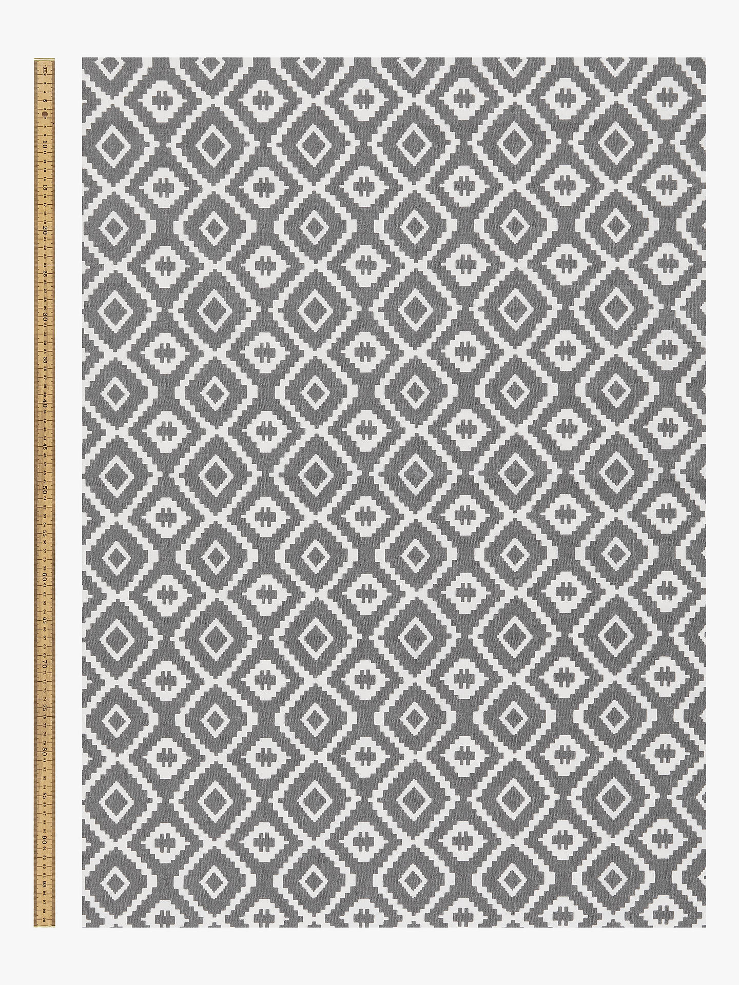 per metre dress fabric John Lewis cotton 100/% sewing 'Summer Garden A/',