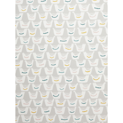 John Lewis & Partners Scandi Birds Furnishing Fabric