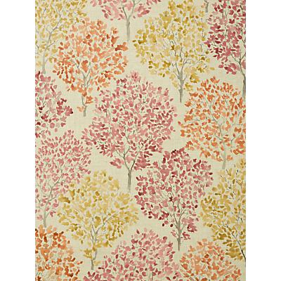John Lewis & Partners Leckford Trees Furnishing Fabric, Autumn