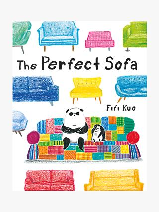 The Perfect Sofa Children's Book