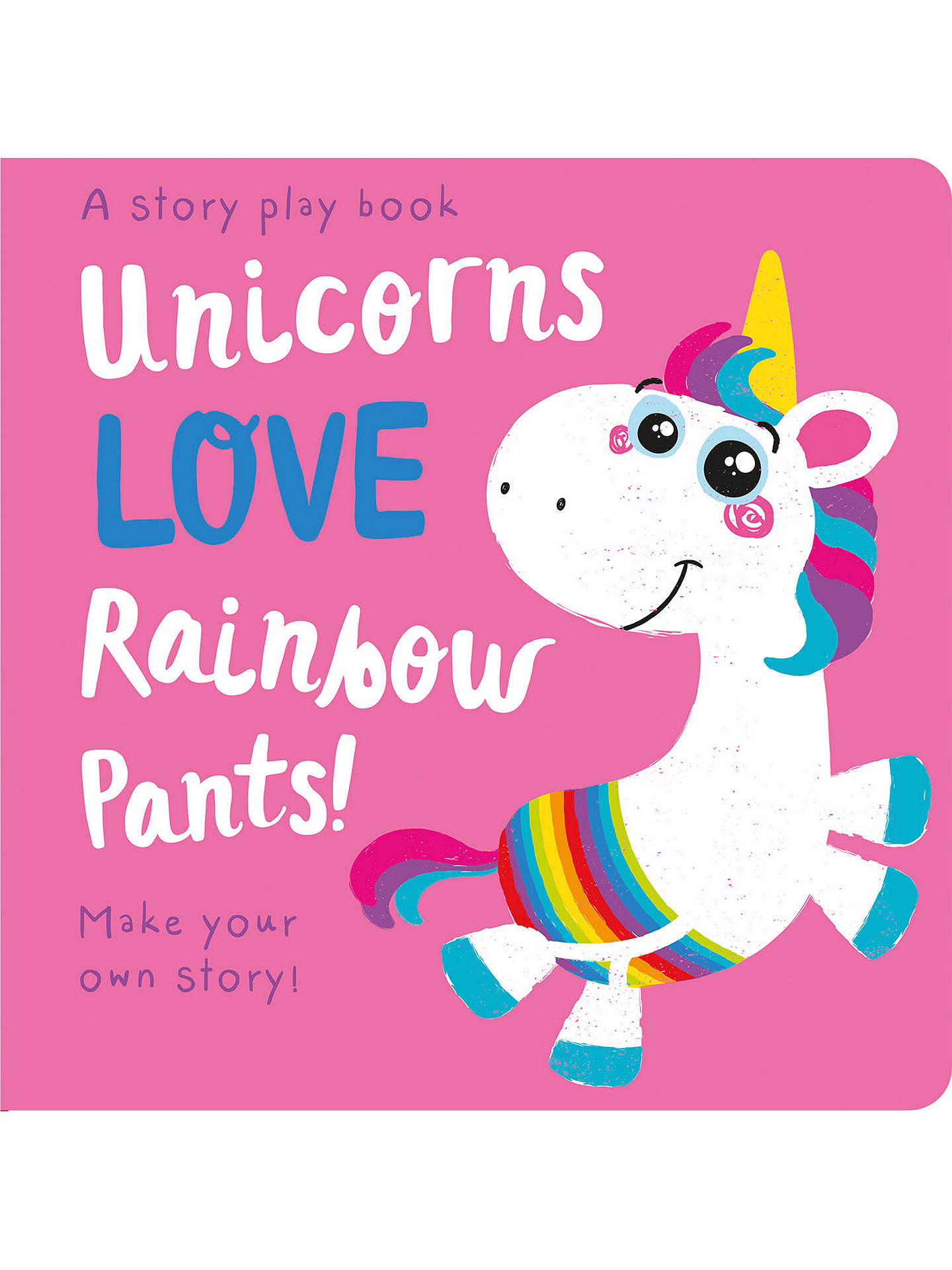 Magnificent Make Your Own Story Dinosaurs Love Stinky Socks And Unicorns Love Rainbow Pants Childrens Book Pack Of 2 Pabps2019 Chair Design Images Pabps2019Com