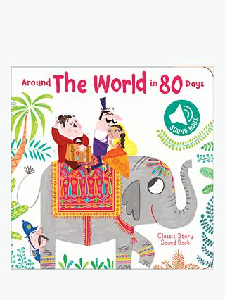 Around The World In 80 Days Children's Book