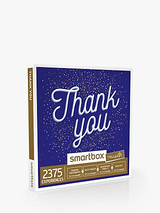 Smartbox by Buyagift Thank You Gift Experience