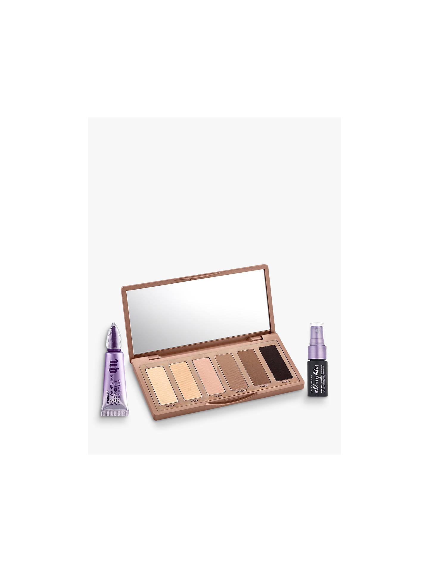 Urban Decay Basics Eyeshadow