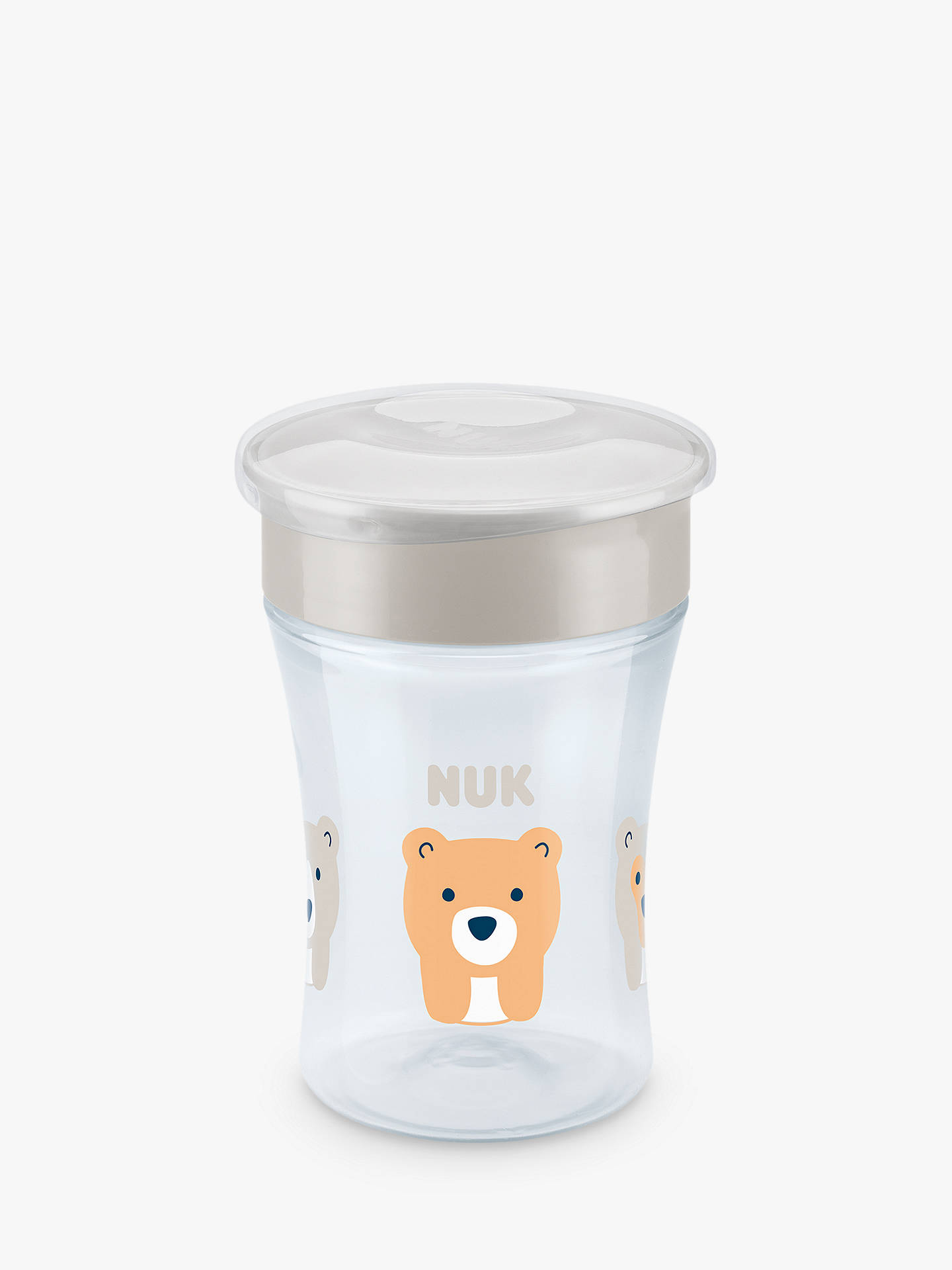 NUK Evolution Magic Cup, White