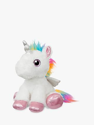 Aurora World Sparkle Tales Stargazer Alicorn Unicorn Soft Toy