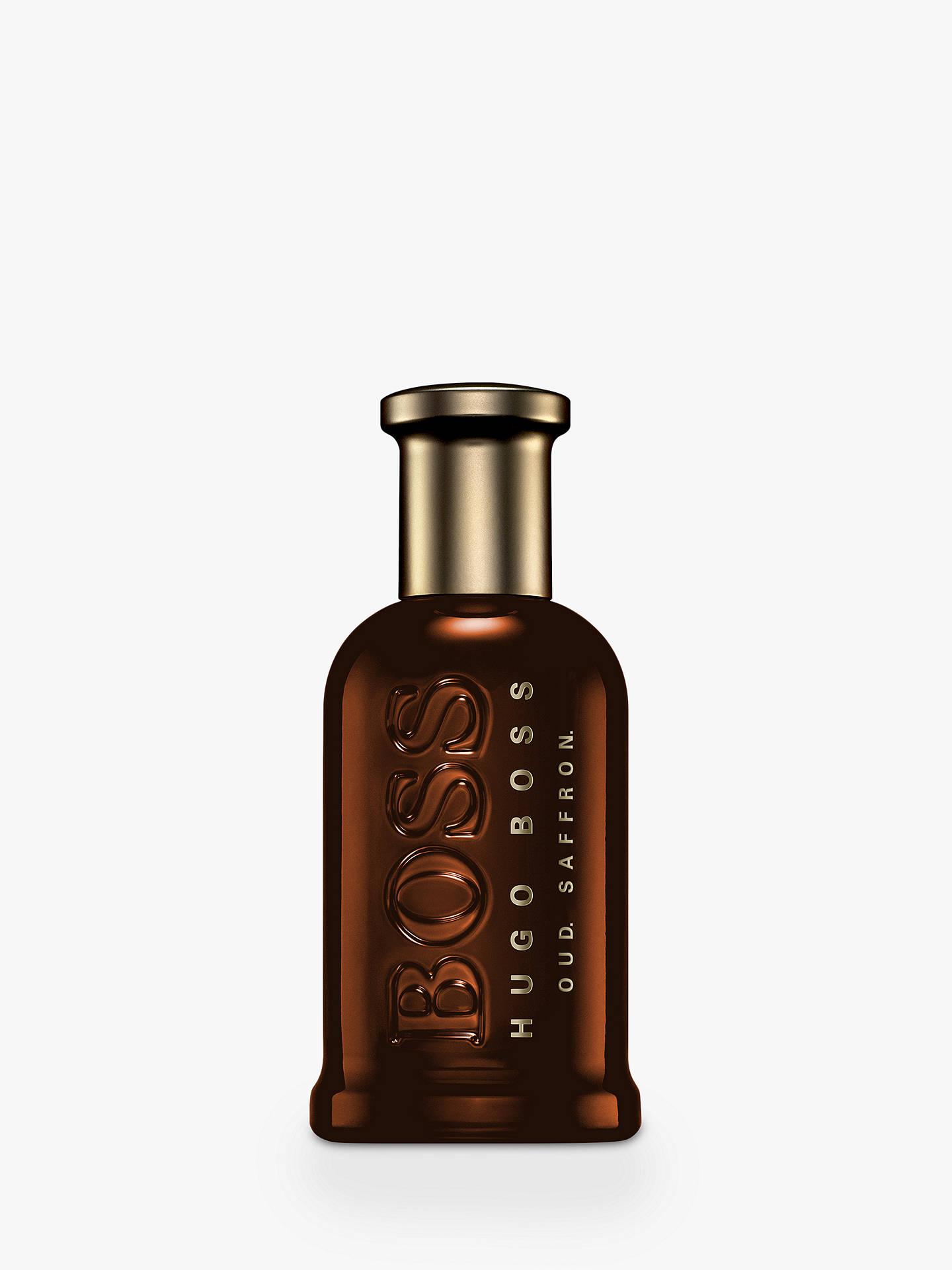Hugo Boss Boss Oud Saffron Eau De Parfum Limited Edition 100ml At