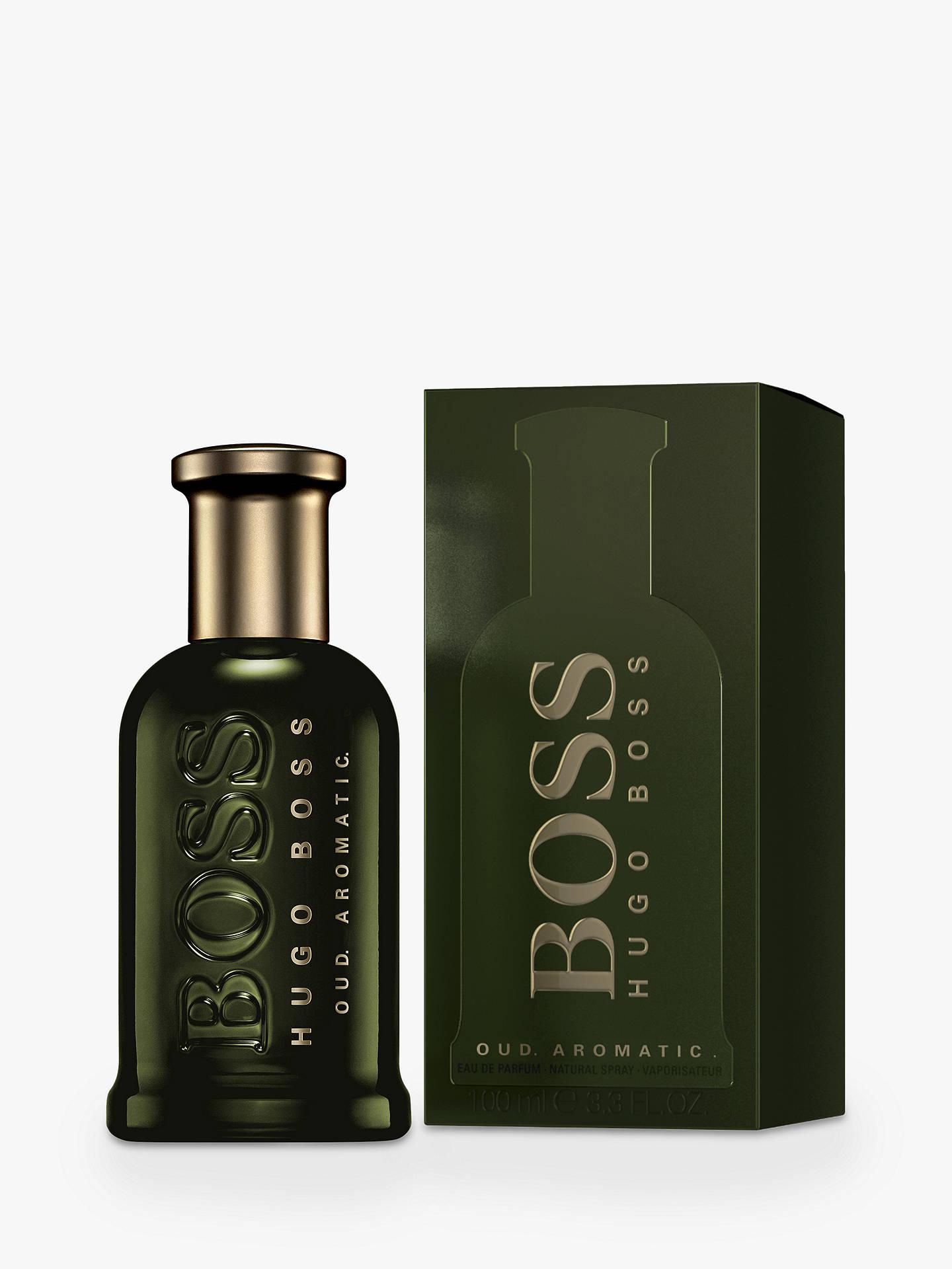 Hugo Boss Boss Oud Aromatic Eau De Parfum Limited Edition 100ml At