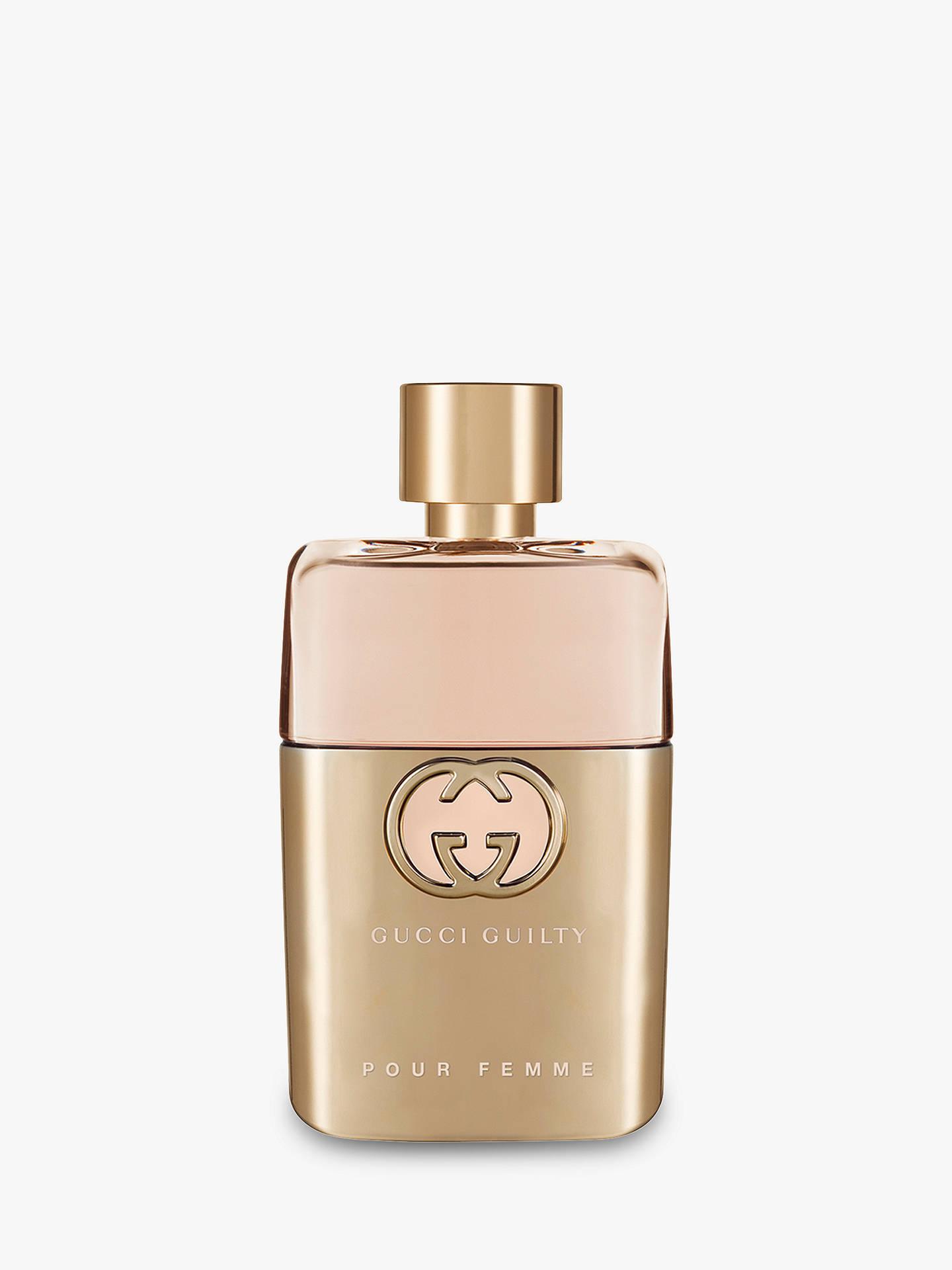 a20712ec3 Buy Gucci Guilty Eau de Parfum For Her, 50ml Online at johnlewis.com ...