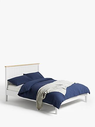 John Lewis & Partners St Ives Bed Frame, FSC-Certified (Oak, Birch, Oak Veneer, MDF), Double