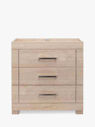 Silver Cross Camberwell Dresser, Textured Grain Oak