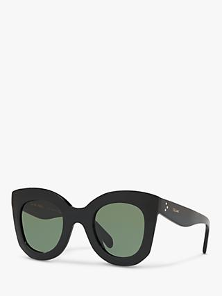 Celine CL4005IN Women's Rectangular Sunglasses