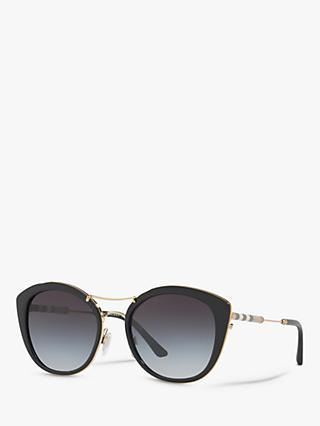 Burberry BE4251Q Women's Round Sunglasses