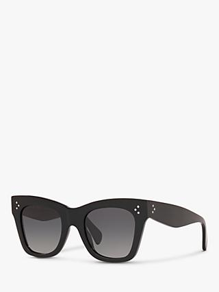 Celine CL4004IN Women's Cat's Eye Sunglasses