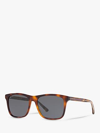 Gucci GG0381S Women's Square Sunglasses