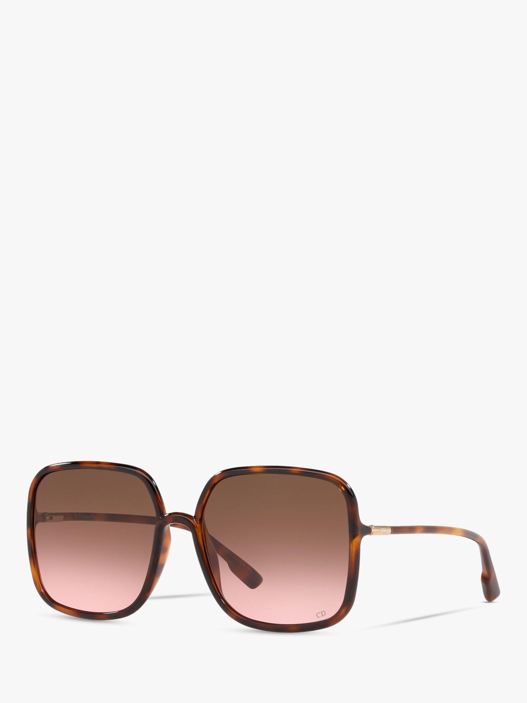 c436c909681b Dior Sostellaire1 Women's Square Sunglasses at John Lewis & Partners