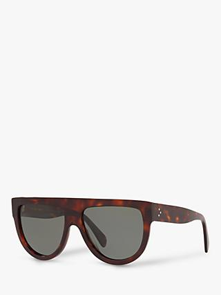 Celine CL4001IN Women's Rectangular Sunglasses