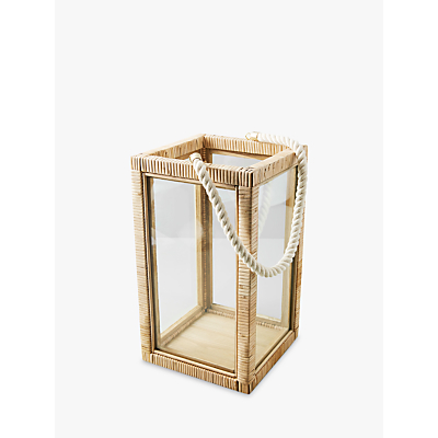 Anthropologie Issa Lantern Candle Holder, Medium