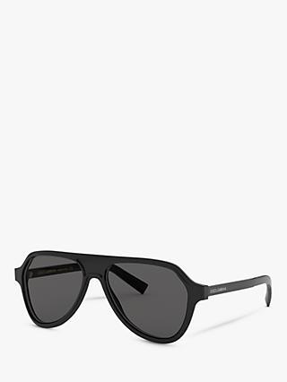 97ecbb981c7 Dolce   Gabbana DG4355 Women s Aviator Sunglasses