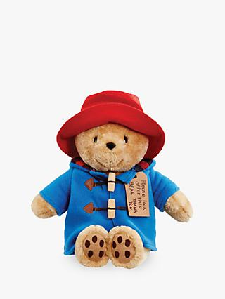 Paddington Bear Plush Soft Toy, Medium