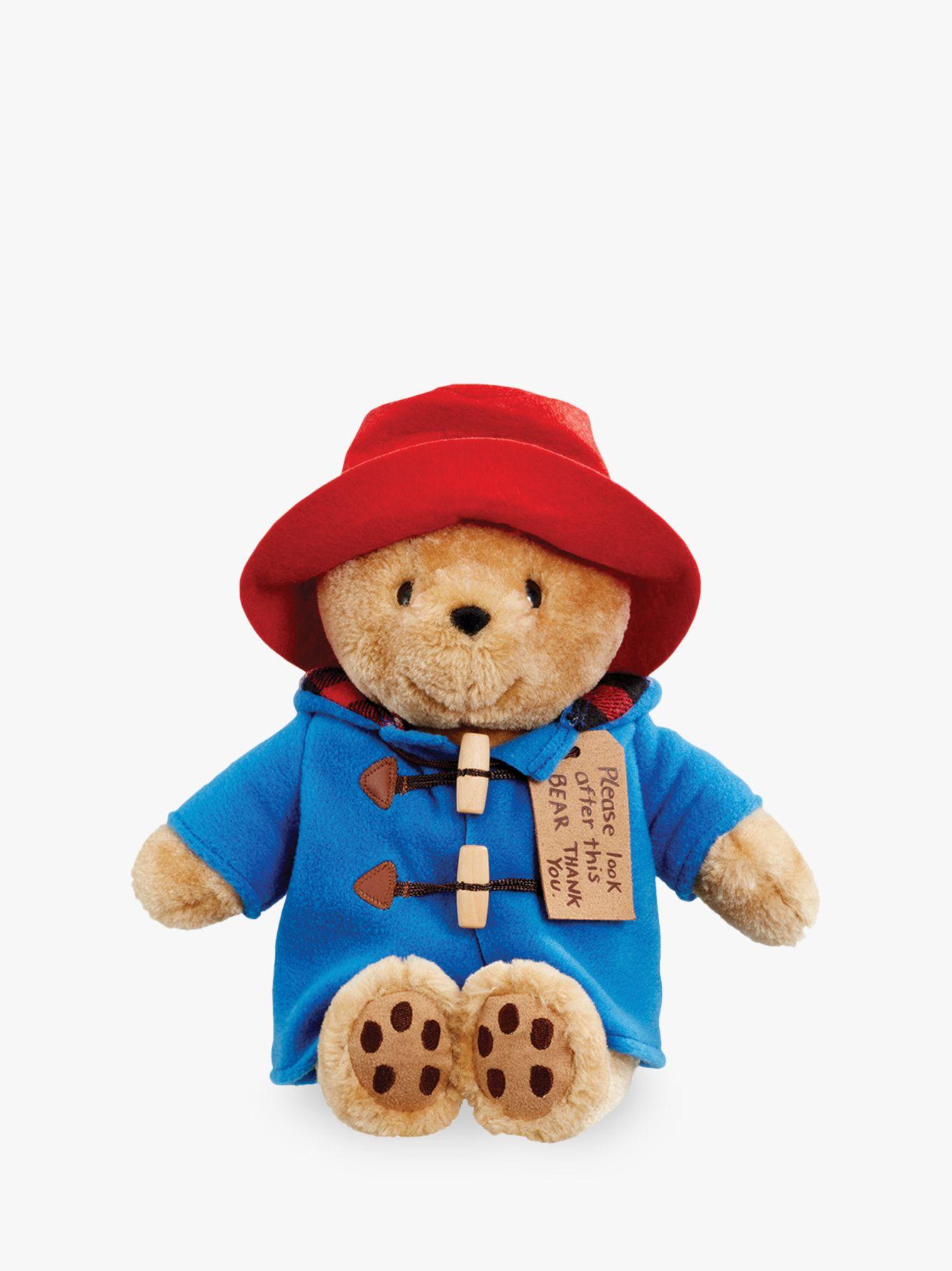 Paddington Bear Paddington Bear Plush Soft Toy, Medium
