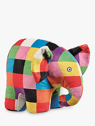 Elmer The Elephant Trumpeting Elmer Soft Toy