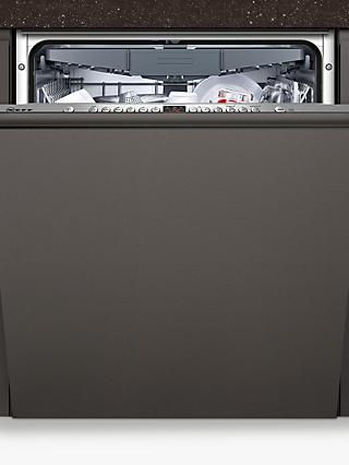 Neff S713M60X1G Integrated Dishwasher, A++ Energy Rating