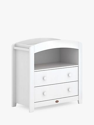 Boori Alice Curved 2 Drawer Dresser, Barley