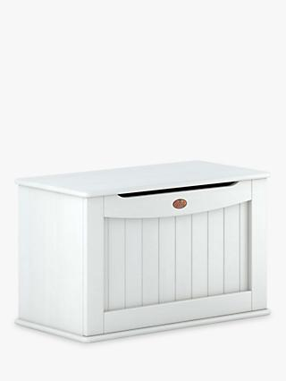 Boori Toy Box, White
