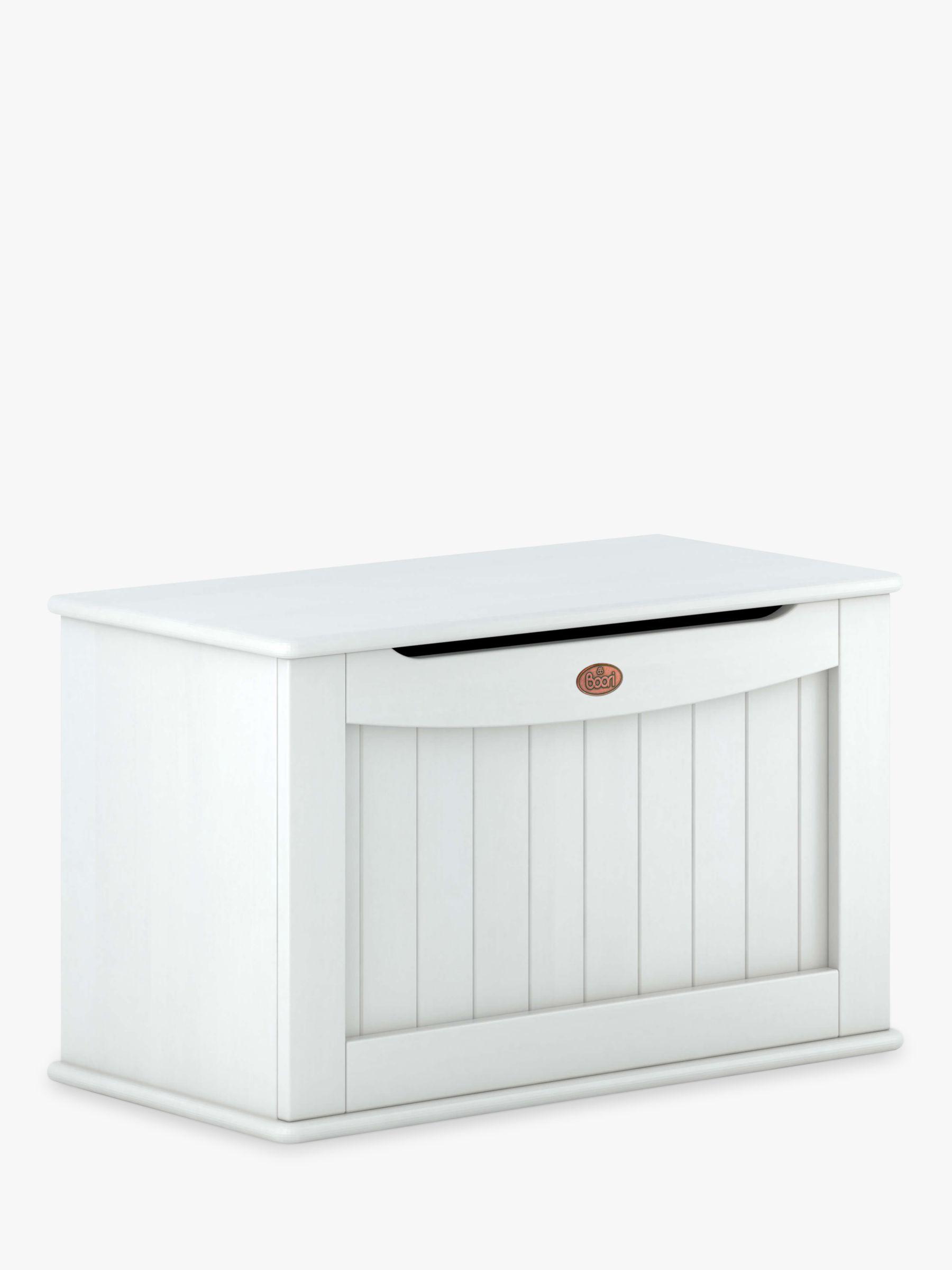 Boori Toy Box, White