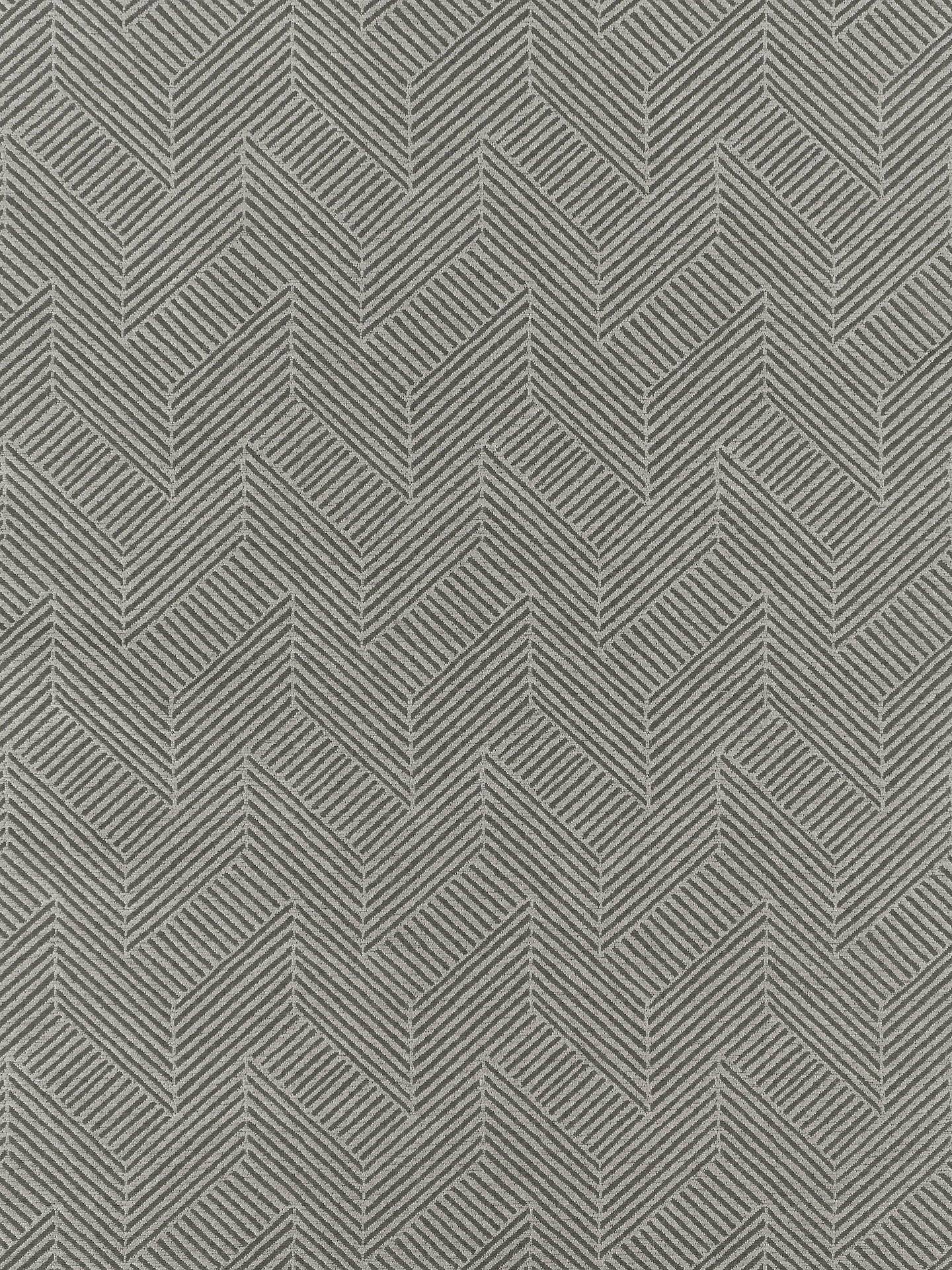 Buy John Lewis & Partners Esher Furnishing Fabric, Steel Online at johnlewis.com