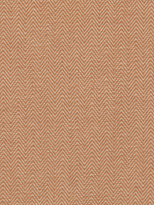 Buy John Lewis & Partners Herringbone Furnishing Fabric, Auburn Online at johnlewis.com