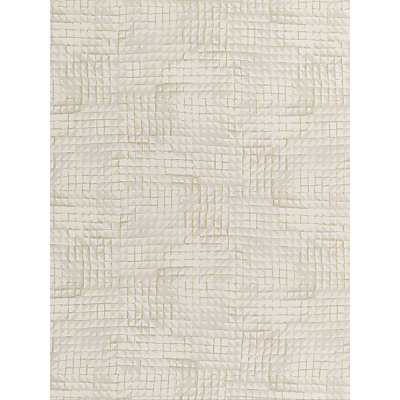John Lewis & Partners Loki Squares Furnishing Fabric