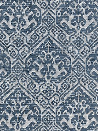 John Lewis & Partners Mateo Furnishing Fabric, Indian Blue
