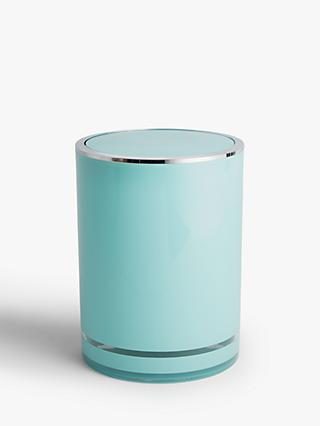 ANYDAY John Lewis & Partners Block Stripe Bathroom Bin