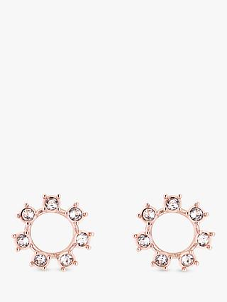 dd60eaef Ted Baker Ciela Swarovski Crystal Clockwork Stud Earrings
