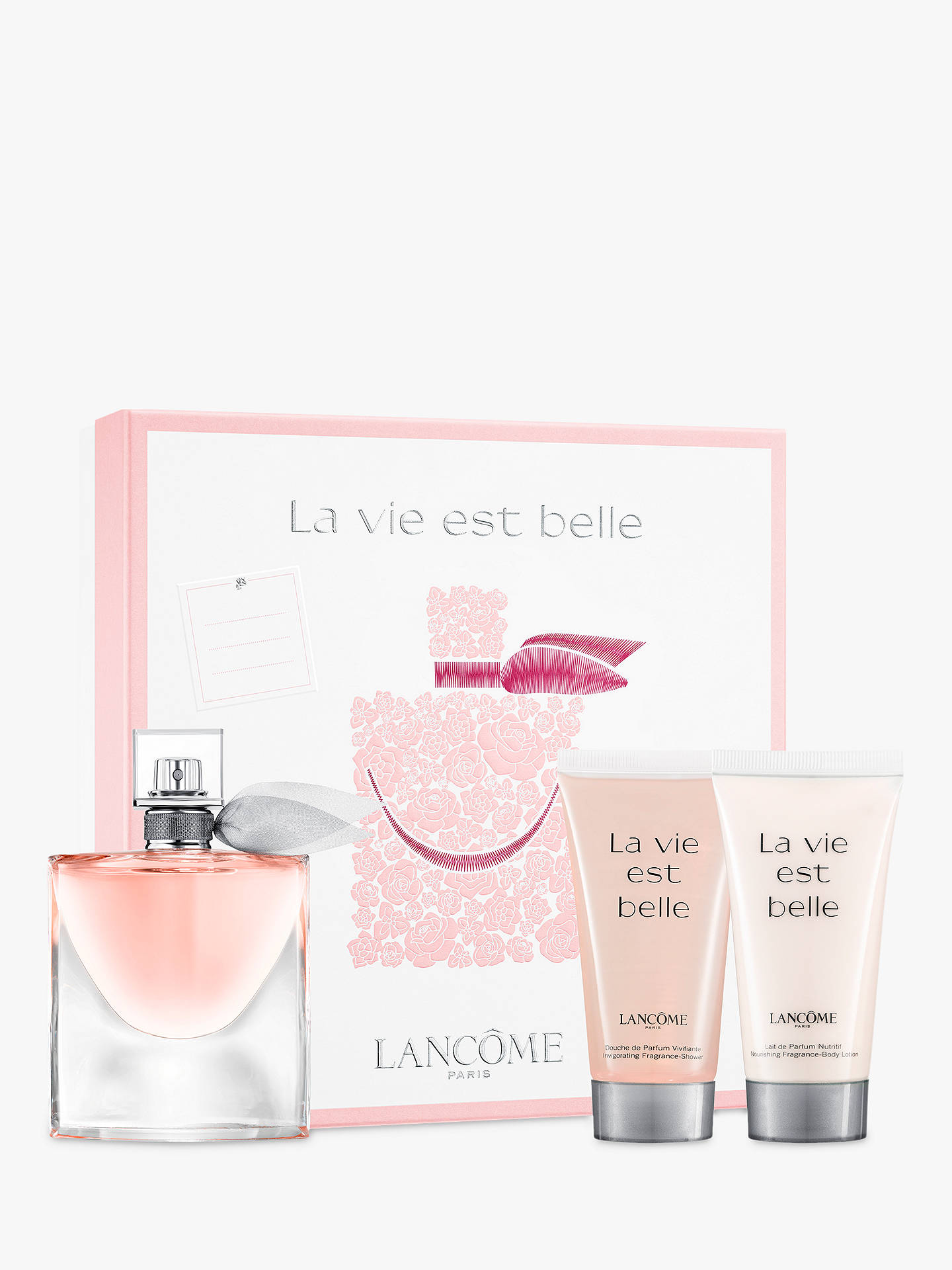 67dbbe6fb63 Buy Lancôme La Vie Est Belle Eau de Parfum 50ml Mother's Day Fragrance Gift  Set Online ...