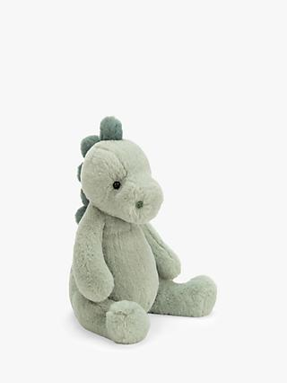 Jellycat Puffles Dino Soft Toy