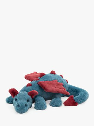 Jellycat Dexter The Dragon Soft Toy