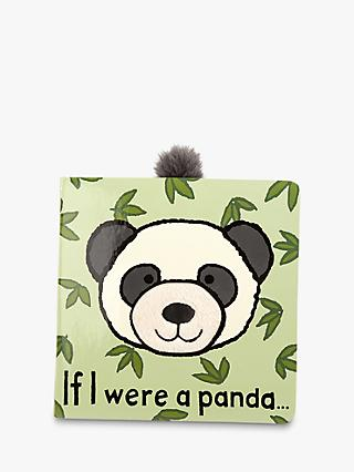 Jellycat If I Were A Panda Children's Book
