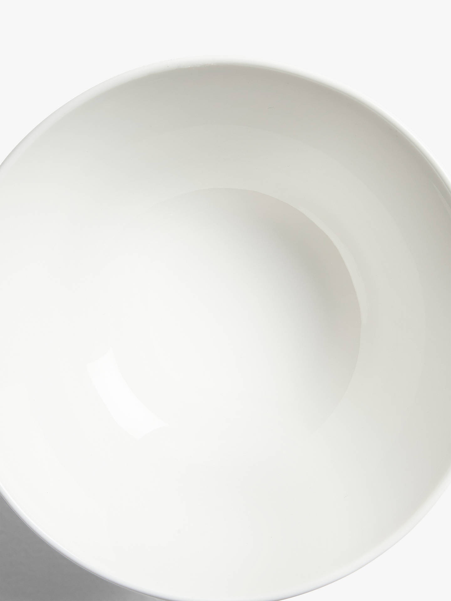 Buy John Lewis & Partners Bone China Bowl, 13cm, White Online at johnlewis.com