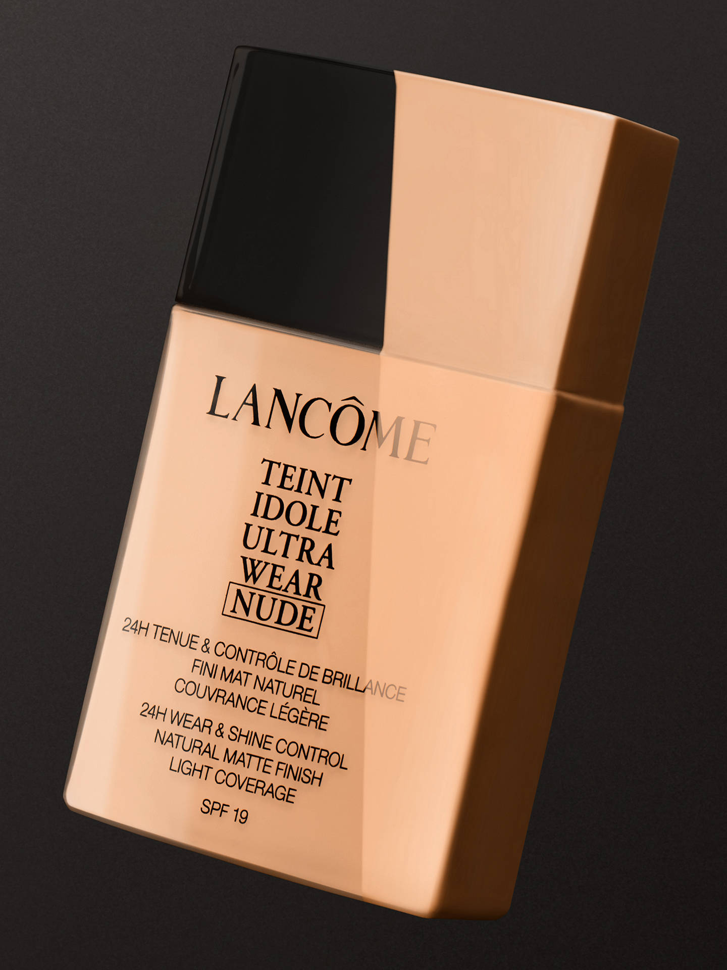 BuyLancôme Teint Idole Ultra Wear Nude Foundation SPF 19, 010 Beige Porcelaine Online at johnlewis.com